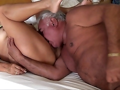 Hot Asian girls like asslicking and fucking.